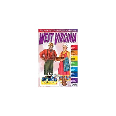 Gallopade International My First Pocket Guide About West Virginia Social Studies Workbook, Grade 3 - Grade 8 [eBook]