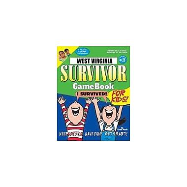 Gallopade International West Virginia Survivor: A Classroom Challenge! Geography Workbook, Grade 3 - Grade 8 [eBook]