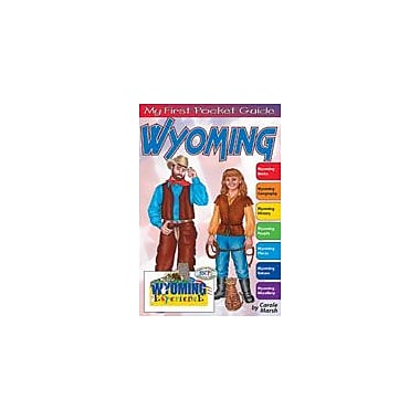 Gallopade International My First Pocket Guide About Wyoming Social Studies Workbook, Grade 3 - Grade 8 [eBook]