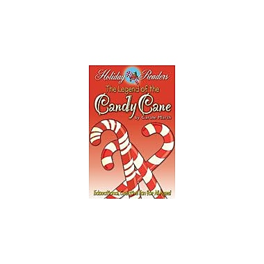 Gallopade International The Legend of the Candy Cane Social Studies Workbook, Kindergarten - Grade 4 [eBook]