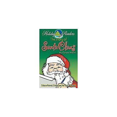 Gallopade International The Story of Santa Claus Social Studies Workbook, Kindergarten - Grade 4 [eBook]