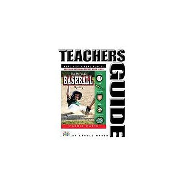 Gallopade International The Baseball Mystery Teacher's Guide Reading & Writing Workbook, Grade 4 - Grade 6 [eBook]