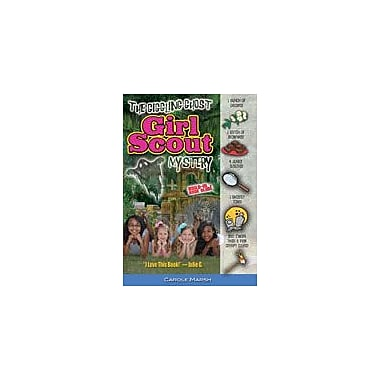Gallopade International The Giggling Ghost Girl Scout Mystery Reading & Writing Workbook, Grade 2 - Grade 8 [eBook]