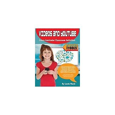 Gallopade International Videos and Youtube: Classroom Activities Computers Workbook, Grade 3 - Grade 8 [eBook]