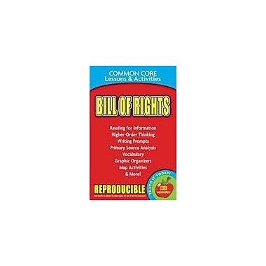 Gallopade International Bill of Rights Common Core Lessons and Activities Social Studies Workbook, Grade 3 - Grade 8 [eBook]