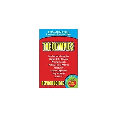 Gallopade International The Olympics, Common Core Lessons and Activities Language Arts Workbook, Grade 3 - Grade 8 [eBook]