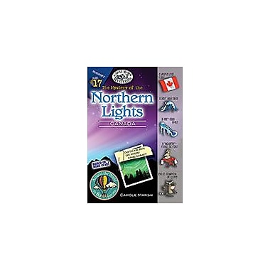 Gallopade International The Mystery of the Northern Lights (Canada) Workbook, Grade 3 - Grade 8 [eBook]