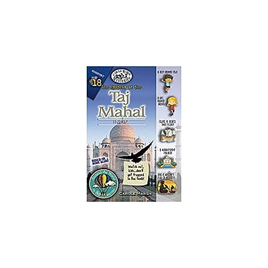 Gallopade International The Mystery of the Taj Mahal (India) Social Studies Workbook, Grade 3 - Grade 8 [eBook]