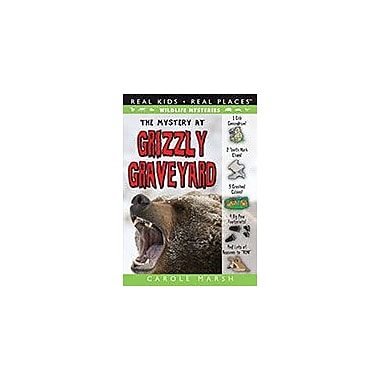 Gallopade International The Mystery At Grizzly Graveyard Social Studies Workbook, Grade 3 - Grade 8 [eBook]