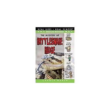 Gallopade International The Mystery At Rattlesnake Ridge Science Workbook, Grade 3 - Grade 8 [eBook]