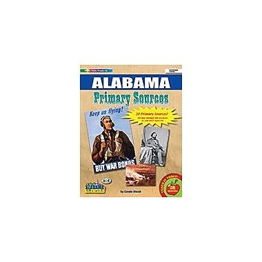 Gallopade International Alabama Primary Sources Social Studies Workbook, Grade 2 - Grade 8 [eBook]