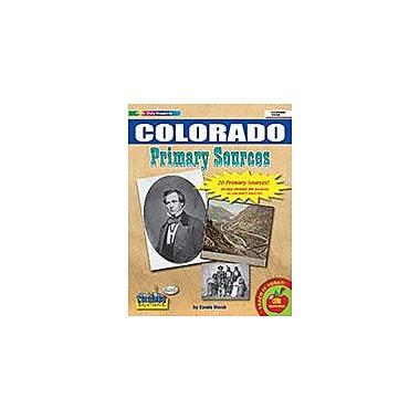 Gallopade International Colorado Primary Sources Social Studies Workbook, Grade 2 - Grade 8 [eBook]