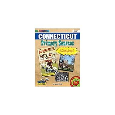 Gallopade International Connecticut Primary Sources Social Studies Workbook, Grade 2 - Grade 8 [eBook]