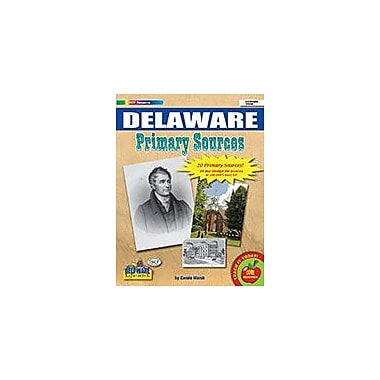 Gallopade International Delaware Primary Sources Social Studies Workbook, Grade 2 - Grade 8 [eBook]