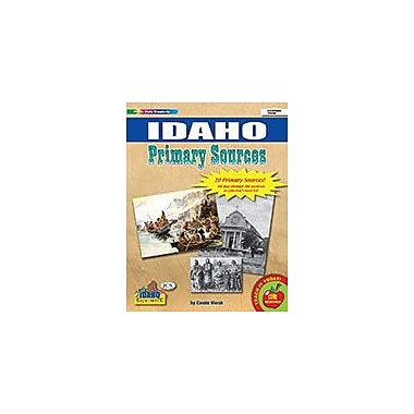 Gallopade International Idaho Primary Sources Social Studies Workbook, Grade 2 - Grade 8 [eBook]