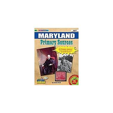Gallopade International Maryland Primary Sources Social Studies Workbook, Grade 2 - Grade 8 [eBook]