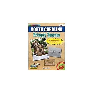 Gallopade International North Carolina Primary Sources Social Studies Workbook, Grade 2 - Grade 8 [eBook]