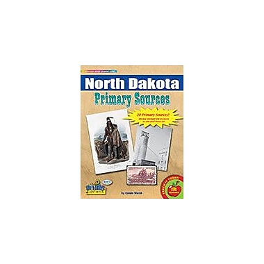 Gallopade International North Dakota Primary Sources Social Studies Workbook, Grade 3 - Grade 8 [eBook]