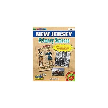 Gallopade International New Jersey Primary Sources Social Studies Workbook, Grade 2 - Grade 8 [eBook]