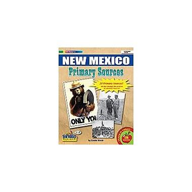 Gallopade International New Mexico Primary Sources Social Studies Workbook, Grade 2 - Grade 8 [eBook]