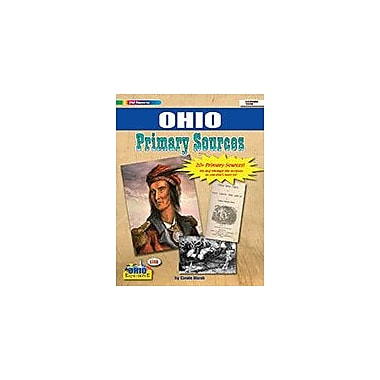 Gallopade International Ohio Primary Sources Social Studies Workbook, Grade 2 - Grade 8 [eBook]