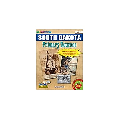 Gallopade International South Dakota Primary Sources Social Studies Workbook, Grade 2 - Grade 8 [eBook]