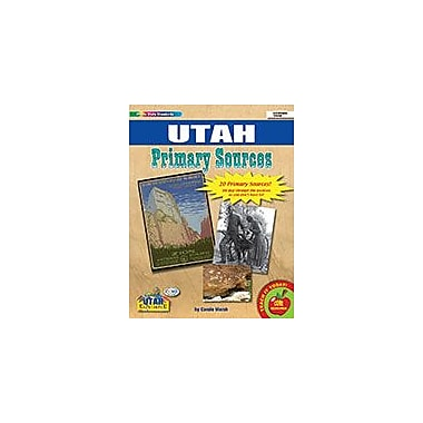 Gallopade International Utah Primary Sources Social Studies Workbook, Grade 2 - Grade 8 [eBook]