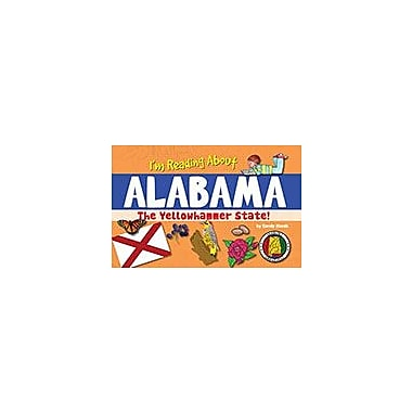 Gallopade International I'm Reading About Alabama Social Studies Workbook, Kindergarten - Grade 4 [eBook]