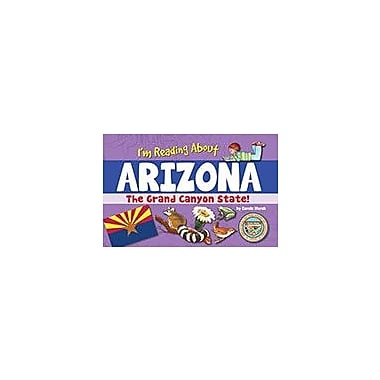 Gallopade International I'm Reading About Arizona Social Studies Workbook, Kindergarten - Grade 4 [eBook]
