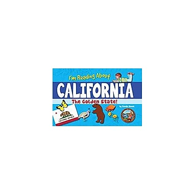 Gallopade International I'm Reading About California Social Studies Workbook, Kindergarten - Grade 3 [eBook]