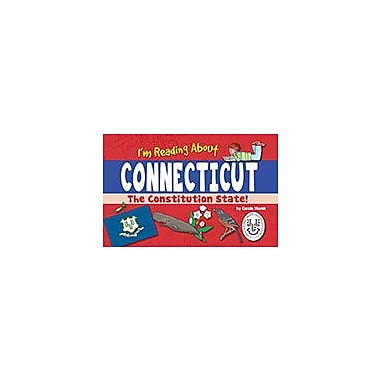 Gallopade International I'm Reading About Connecticut Social Studies Workbook, Kindergarten - Grade 4 [eBook]