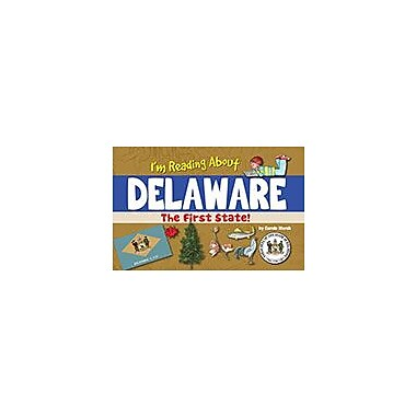 Gallopade International I'm Reading About Delaware Social Studies Workbook, Kindergarten - Grade 4 [eBook]