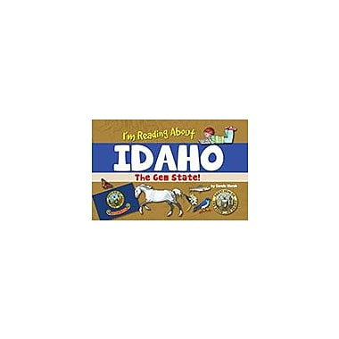 Gallopade International I'm Reading About Idaho Social Studies Workbook, Kindergarten - Grade 4 [eBook]