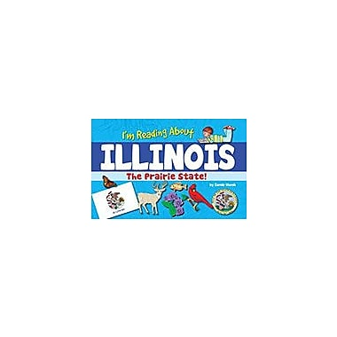 Gallopade International I'm Reading About Illinois Social Studies Workbook, Kindergarten - Grade 4 [eBook]