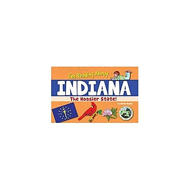 Gallopade International I'm Reading About Indiana Social Studies Workbook, Kindergarten - Grade 4 [eBook]