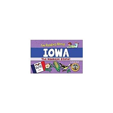 Gallopade International I'm Reading About Iowa Social Studies Workbook, Kindergarten - Grade 3 [eBook]