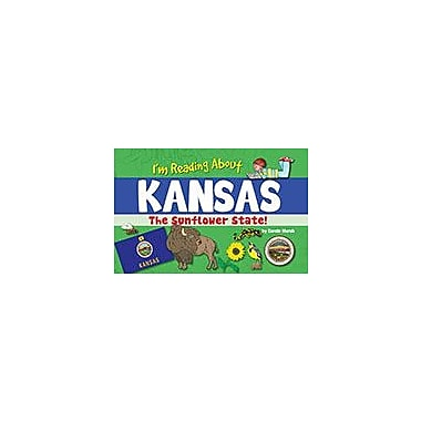 Gallopade International I'm Reading About Kansas Social Studies Workbook, Kindergarten - Grade 4 [eBook]