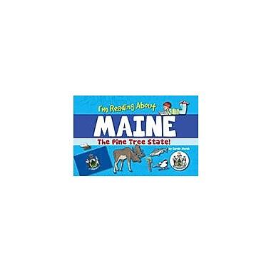 Gallopade International I'm Reading About Maine Social Studies Workbook, Kindergarten - Grade 4 [eBook]