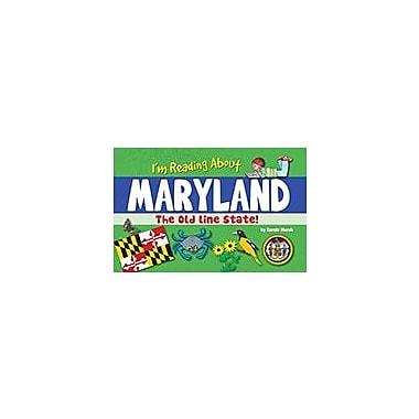 Gallopade International I'm Reading About Maryland Social Studies Workbook, Kindergarten - Grade 4 [eBook]