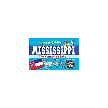 Gallopade International I'm Reading About Mississippi Social Studies Workbook, Kindergarten - Grade 4 [eBook]