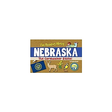 Gallopade International I'm Reading About Nebraska Social Studies Workbook, Kindergarten - Grade 4 [eBook]