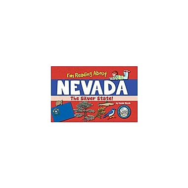 Gallopade International I'm Reading About Nevada Social Studies Workbook, Kindergarten - Grade 4 [eBook]