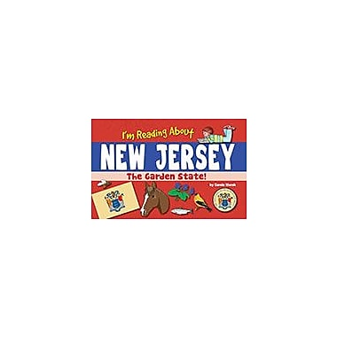 Gallopade International I'm Reading About New Jersey Social Studies Workbook, Kindergarten - Grade 4 [eBook]