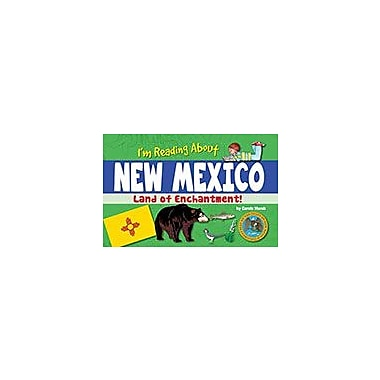 Gallopade International I'm Reading About New Mexico Social Studies Workbook, Kindergarten - Grade 4 [eBook]