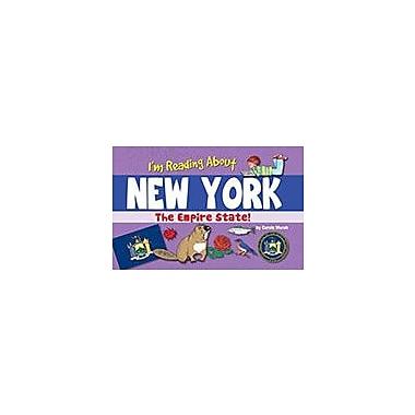 Gallopade International I'm Reading About New York Social Studies Workbook, Kindergarten - Grade 4 [eBook]