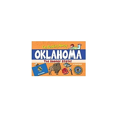 Gallopade International I'm Reading About Oklahoma Social Studies Workbook, Kindergarten - Grade 4 [eBook]