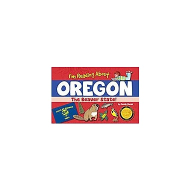 Gallopade International I'm Reading About Oregon Social Studies Workbook, Kindergarten - Grade 4 [eBook]