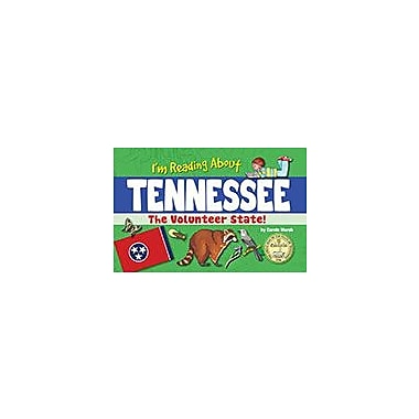 Gallopade International I'm Reading About Tennessee Social Studies Workbook, Kindergarten - Grade 4 [eBook]