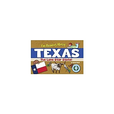 Gallopade International I'm Reading About Texas Social Studies Workbook, Kindergarten - Grade 3 [eBook]