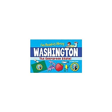 Gallopade International I'm Reading About Washington Social Studies Workbook, Kindergarten - Grade 4 [eBook]